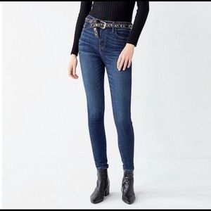 BDG Urban Outfitters twig high-rise skinny jeans.